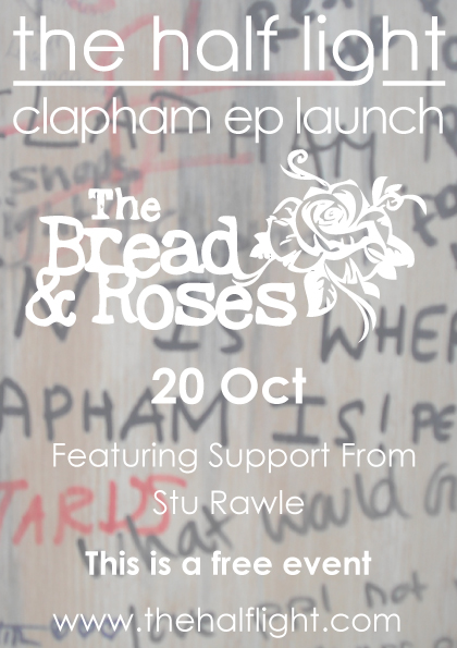 Bread & Roses flyer