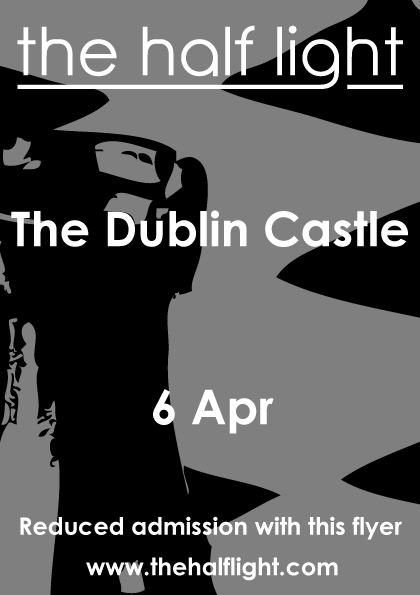 Dublin Castle flyer