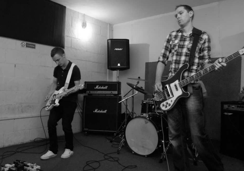 in rehearsal photo