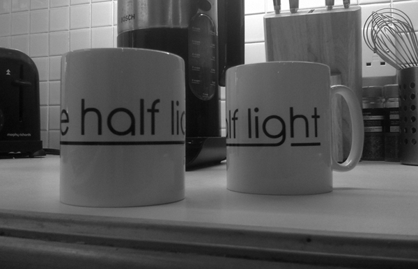 Half Light Mugs