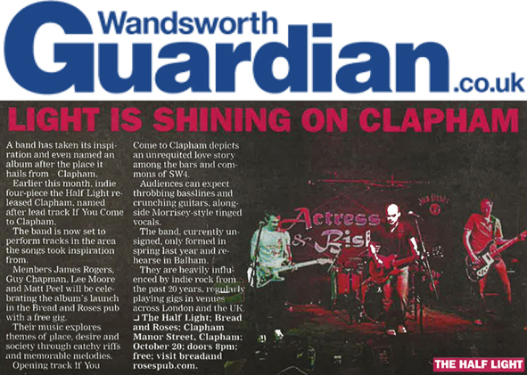Wandsworth Guardian scan