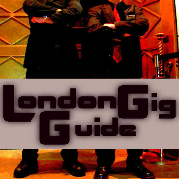 London Gig guide Image