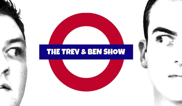 Trev and Ben Logo