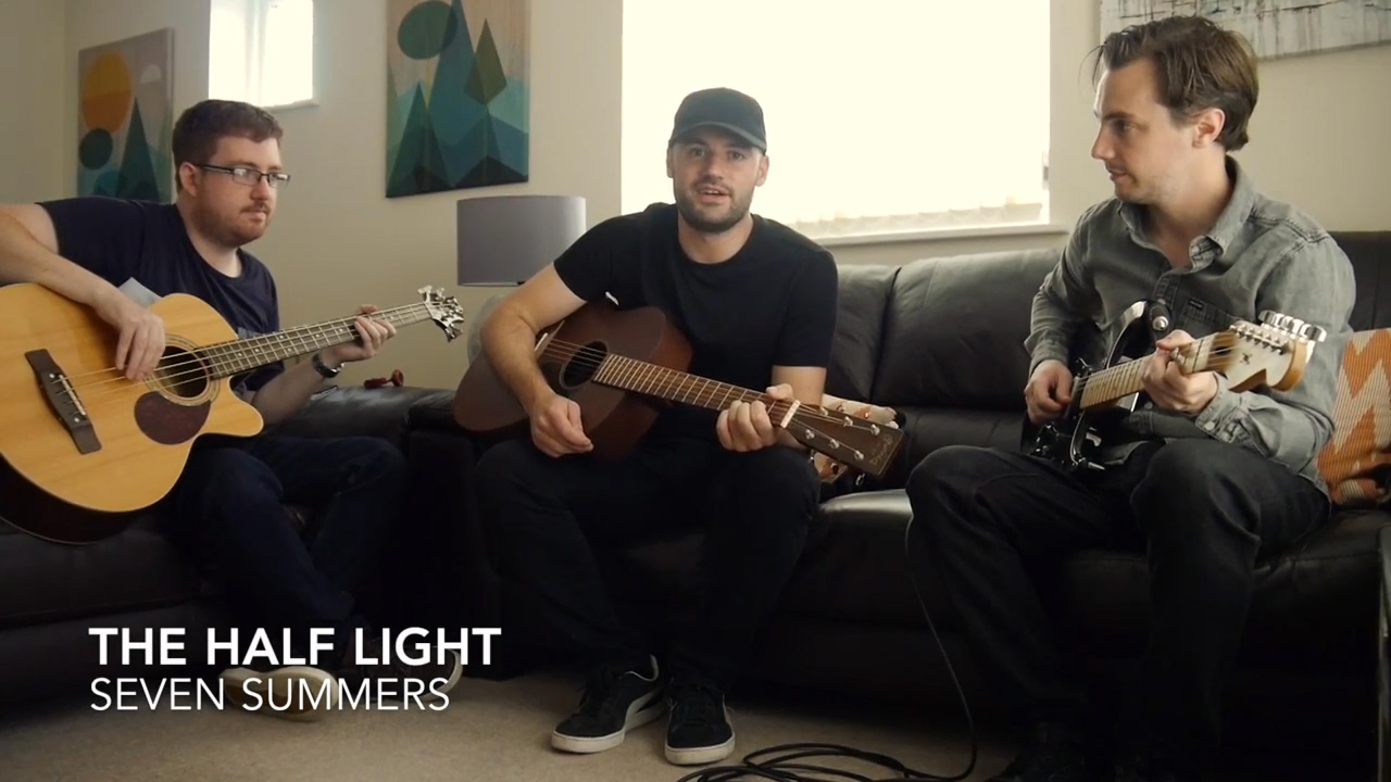 Live In The Living Room - Seven Summers